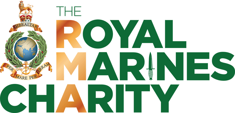 The Royal Marines Charity Logo